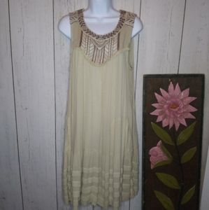 Free People boho hippy dress.